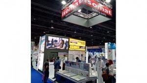 Η ISOMAT συμμετείχε με μεγάλη επιτυχία στη διεθνή έκθεση BIG 5 DUBAI 2021